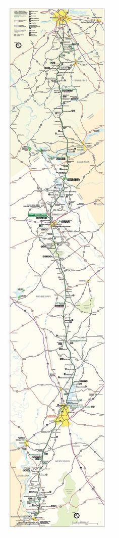 Natchez Trace Parkway Elevation Map.42 Best Natchez Trace Images Natchez Trace Nashville Tennessee Trips