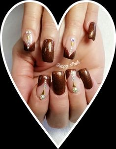 Pin By Lymichelle99 On Happy Nails Salon Flower
