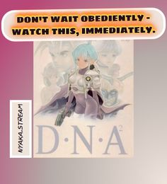 """Watch DNA² (Dub) Online for Free - All Episodes accessible on the Nyaka.stream until the end of times. Full Episodes are streamed as soon as you click """"play"""" - check for yourself!"""