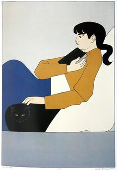 Artist: Will Barnet, American (1911 - 2012) Title: The Book from 27 Master Prints