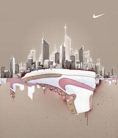 Nike - City Motion on Behance