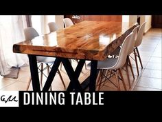 Dining Table - YouTube