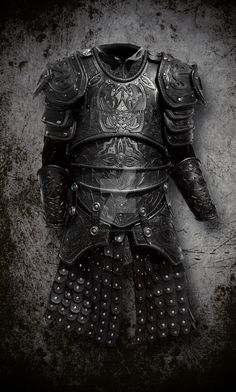 Studded Leather Armor Βοο
