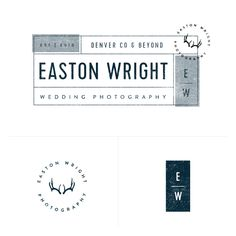 For Purchase at The Brand Bar by Salted Ink. Thoughtfully Crafted   Custom Fitted   Premade Branding Solutions. BRANDS ONLY SOLD ONCE. Easton Wright Photography - Salted Ink Design Co.