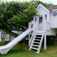 Celine Dion's Tree-house for her kids