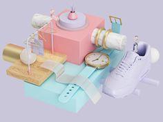 COSAS! by Aarón Martínez #Design Popular #Dribbble #shots