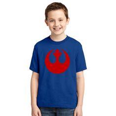 Rebel Alliance Logo Youth T-shirt