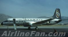 Olympic Airways NAMC YS-11A-220 (Isle of Samothraki) [SX-BBI]