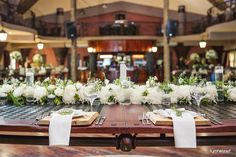 TyroneKZerfPhotography @ Galagos Country Estate - Feb '16 Wedding Decorations, Table Decorations, Country Estate, Furniture, Home Decor, Dresses, Vestidos, Decoration Home, Room Decor