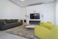 קצת שקט ושלווה: עיצוב בית פרטי בחדרה | בניין ודיור