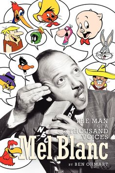 Learn more about Bill Farmer's idols: Mel Blanc - The Man of a Thousand Voices