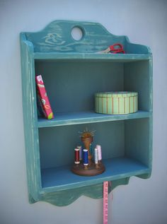 Handmade Available On Etsy Uk Rustic Shabby Chalk Painted Shelves In