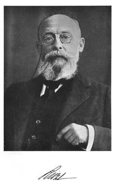 Franz Ritter von Liszt (2 de marzo de 1851 — 21 de junio de 1919), jurista alemán de origen austriaco.