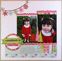 A Project by Mendi Yoshikawa from our Scrapbooking Gallery originally submitted 12/18/12 at 02:11 PM