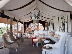 Four Seasons Safari Lodge and Singita Mara River Tented Camp Open in Serengeti National Park : Architectural Digest