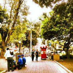 Parque Kennedy - @girl0fthemoon