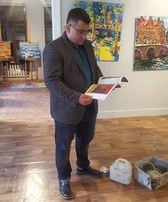 Andrey Chebotaru (@chebotaru.a) • Фото и видео в Instagram  #art #andreychebotaru #homedecor #landscape #landscapepainting #homedecor #oiloncanvas #impressionism #pleinair #arts #modern #netherlands #amsterdam