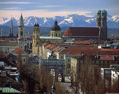 Munich, Germany... SO EXCITED TO GO THIS SUMMER:)
