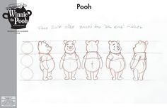 Winnie the Pooh - artofdisney.canalblog.com