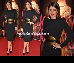Kareena Kapoor At Her Book The Style Diary Of A Diva Launch in Tom Ford