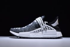 9520223e3 Pharrell x Adidas NMD Human Race Trail  Oreo  AC7359