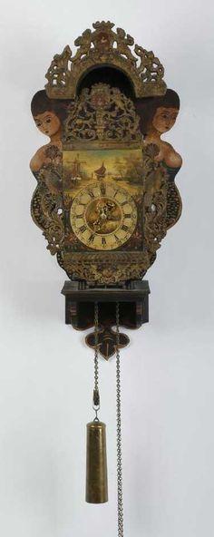 31 Beste Afbeeldingen Van Dutch Clocks Antique Watches Vintage