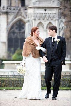 Winter Wedding Fur, Winter Wedding Bridesmaids, Winter Bride, Winter Wonderland Wedding, Brides And Bridesmaids, Paris Wedding, Luxury Wedding, Dream Wedding, Gatsby Wedding