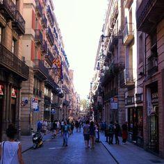 Carrer de Ferran #Gòtic #Rambles #Barcelona by #festalcentre