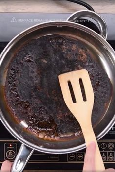 You Already Own the 1 Simple Product You Need to Clean Your Burnt Pan