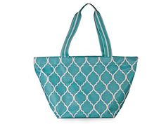 All For Color Turquoise Quatrefoil Large Tote All For Color http://www.amazon.com/dp/B00NP7QEI2/ref=cm_sw_r_pi_dp_WM9yvb1ZG021G