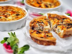 Quiche Salmon Burgers, Quiche, Food And Drink, Pizza, Breakfast, Ethnic Recipes, Eat, Food Ideas, Blog