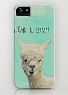 hee hee, this makes me laugh: Cómo te Llama iPhone Case like this item, come to visit here, you will find it with best low price