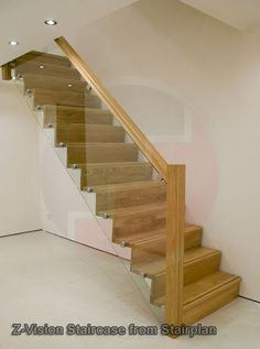 Straight Staircases in Oak at the lowest prices in the UK