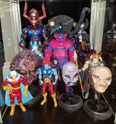 Cosmic Beings - Prodigeek's Action Figure Collection