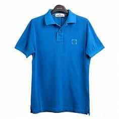 (ストーンアイランド) STONE ISLAND 581522S67 V0022 半袖 ポロシャツ Tシャツ ブルー (並行輸入品) RICHJUNE (S) STONE ISLAND(ストーンアイランド) http://www.amazon.co.jp/dp/B0141DK1QY/ref=cm_sw_r_pi_dp_NiH3vb12NAKKM