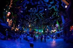 Mermaid Lagoon Disney Sea Tokyo by bryantakahata, via Flickr