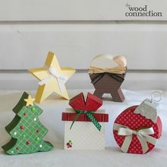 The Wood Connection is Utah's original unfinished wood crafts store. Shop our online selection of DIY wood projects! 2x4 Crafts, Wood Block Crafts, Wooden Crafts, Christmas Crafts, Christmas Decorations, Christmas Ornaments, Wood Blocks, Wood Projects, Christmas Blocks