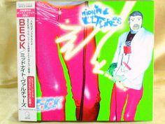 CD/Japan- BECK Midnite Vultures +1 bonus trk w/OBI RARE 1999 DIGIPAK MVCF-24060 #AlternativeIndieFolkCountryRock
