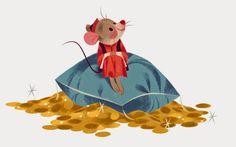 Histoires de la petite souris || Annette Marnat