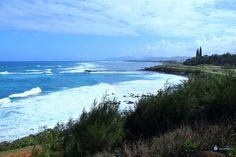 Leaving Wailua, Kauai, Hawaii