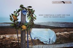 Merry Christmas to all #nantucket  #christmas #islandlife #wearingwhales