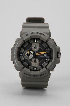 G-Shock GAC100 Watch #UrbanOutfitters