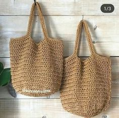 Filets, Straw Bag, Knit Crochet, Diy And Crafts, Tote Bag, Knitting, Sewing, Handmade, Outfit