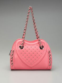 Monaco Quilted Sweetheart Satchel by Bodhi on Gilt.com