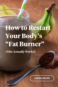 There is one protein that can restart your body's fat burner, and no, it's not fish! Herbal Cure, Herbal Remedies, Health Remedies, Diet Plans To Lose Weight, Weight Gain, Natural Cures, Natural Health, Healthy Weight, Healthy Tips