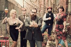 The David Mayfield Parade.   One of my fave bands at the moment.
