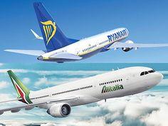 Ryanair veut bien d'Alitalia à condition d'être majoritaire
