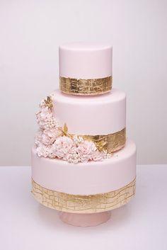 Свадебные торты – 56 фотографий