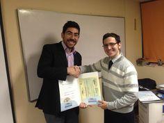 Felicitaciones Marco Saavedra!!!