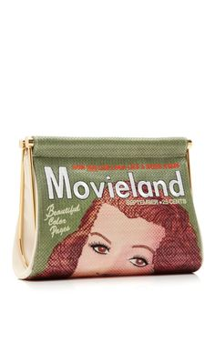 Movieland Clutch by Charlotte Olympia